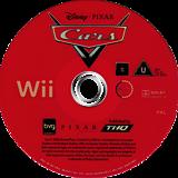 Cars Wii disc (RCAP78)