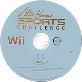 Alan Hansen's Sports Challenge Wii disc (RCKPGN)
