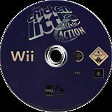 Chicken Little: Ace In Action Wii disc (RCLP4Q)