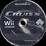Cruis'n Wii disc (RCRP5D)