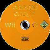 Chicken Shoot Wii disc (RCSP7J)