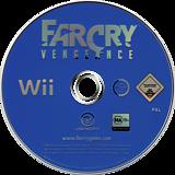 Far Cry: Vengeance Wii disc (RCVP41)