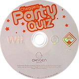 Cheggers Party Quiz Wii disc (RCYPGN)