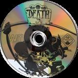 Death Jr.: Root of Evil Wii disc (RDJP4F)