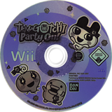 Tamagotchi: Party On! Wii disc (RDTPAF)