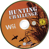 Hunting Challenge Wii disc (RE7PNK)