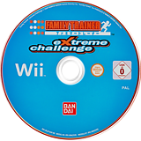 Family Trainer: Extreme Challenge Wii disc (REJPAF)