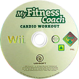 My Fitness Coach: Cardio Workout Wii disc (REKP41)