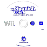 My Spanish Coach: Improve Your Spanish Wii disc (RESP41)