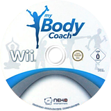 My Body Coach Wii disc (REUPNK)