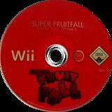 Super Fruit Fall Wii disc (RF4P6M)