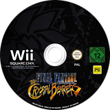 Final Fantasy Crystal Chronicles: The Crystal Bearers Wii disc (RFCPGD)