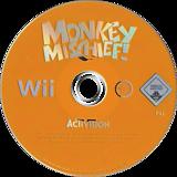 Monkey Mischief! 20 Games Wii disc (RFVP52)