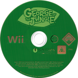 George of the Jungle: Search for the Secret Wii disc (RGJP7U)