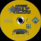 Action Girlz Racing Wii disc (RGYPUG)