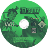 The Ant Bully Wii disc (RI3P5D)
