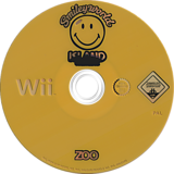 Smiley World: Island Challenge Wii disc (RIDP7J)