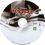 Kart Racer Wii disc (RIIPNG)
