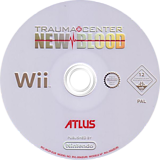 Trauma Center: New Blood Wii disc (RK2P01)