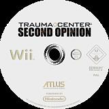 Trauma Center: Second Opinion Wii disc (RKDP01)