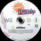 iCarly Wii disc (RL5P52)