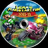 Wiimms MKW Fun 2011-11.pal CUSTOM disc (RMCP12)