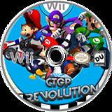 Mario Kart CTGP Revolution CUSTOM disc (RMCPGP)