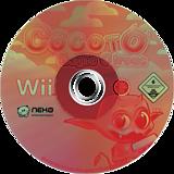 Cocoto Magic Circus Wii disc (RMRPNK)