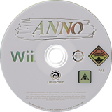 ANNO: Create a New World Wii disc (RN4P41)