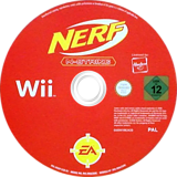 NERF N-Strike Wii disc (RNKP69)