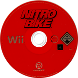 Nitro Bike Wii disc (RNRP41)