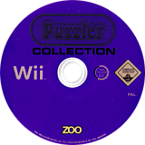 Puzzler Collection Wii disc (RPCX7J)