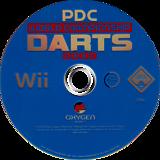 PDC World Championship Darts 2008 Wii disc (RPDPGN)