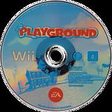 EA Playground Wii disc (RPXP69)
