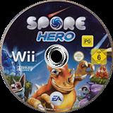 Spore Hero Wii disc (RQOP69)