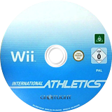 International Athletics Wii disc (RR8PUJ)
