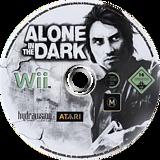 Alone in the Dark Wii disc (RRKP70)