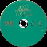 Top Trumps Adventures Wii disc (RTPP41)