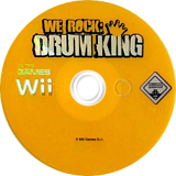 We Rock: Drum King Wii disc (RUKPGT)