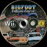 Bigfoot: Collision Course Wii disc (RVFP7J)