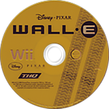 WALL•E Wii disc (RWAZ78)