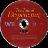The Tale of Despereaux Wii disc (RXRPRS)
