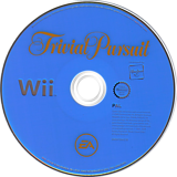 Trivial Pursuit Nordic Wii disc (RYQX69)