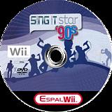 Sing It Star 90's CUSTOM disc (S02PES)
