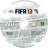 FIFA 13 Wii disc (S3FP69)