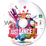 Just Dance 2019 Wii disc (S5EP41)