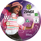 Zumba Kids: The Ultimate Zumba Dance Party Wii disc (S7FPGT)