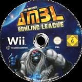 Alien Monster Bowling League Wii disc (SABPJG)