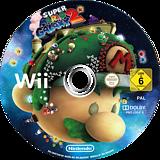 Super Mario Galaxy 2 Wii disc (SB4P01)