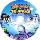 Bermuda Triangle Wii disc (SBEPSV)